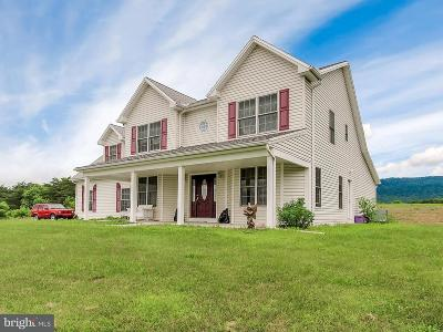Single Family Home For Sale: 699 Stone Church Road