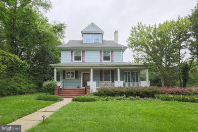 Baltimore Single Family Home For Sale: 3500 Bancroft Road