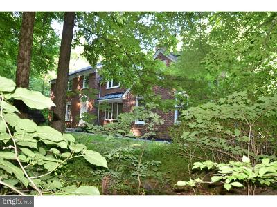 Bucks County Single Family Home For Sale: 1431 Mission Road