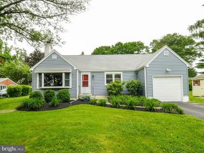 Huntingdon Valley Single Family Home For Sale: 1568 Heather Road