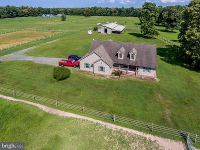 Milford Farm For Sale: 6505 Griffith Lake Drive