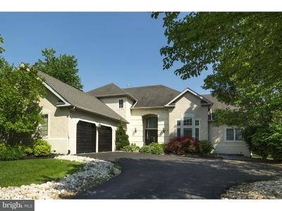 Blue Bell Single Family Home For Sale: 120 Inverness Drive