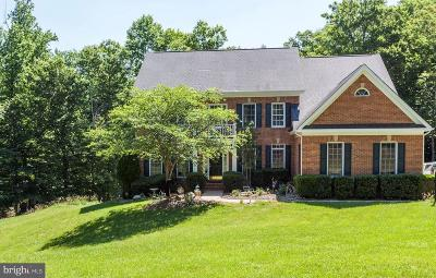 Woodbridge Single Family Home For Sale: 5080 Wolf Run Shoals Road