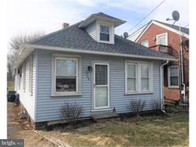 Spring City PA Single Family Home For Sale: $150,000