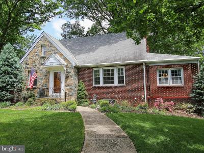 Silver Spring Single Family Home For Sale: 10301 Crestmoor Drive
