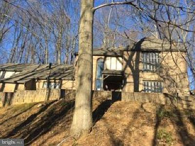 Frederick Single Family Home For Sale: 7539 Baltimore National Pike