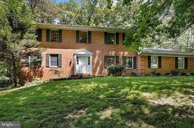 Cockeysville Single Family Home For Sale: 7 David Luther Court
