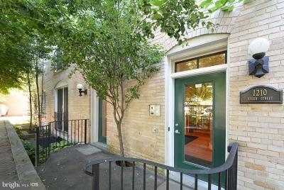 Alexandria City Single Family Home For Sale: 1210 Queen Street #7