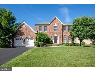 Moorestown Single Family Home For Sale: 48 Brooks Road