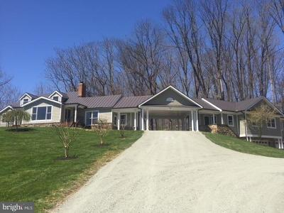 Purcellville Single Family Home For Sale: 19423 Lincoln Road