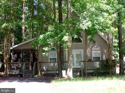 Berlin Single Family Home For Sale: 116 Robin Hood Trail