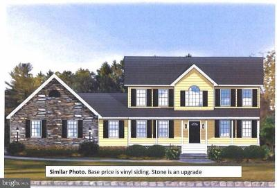 Culpeper Single Family Home For Sale: Rillhurst Dr. Lot 33