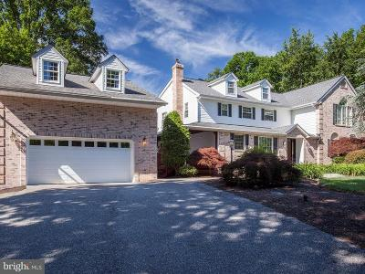 Howard County Single Family Home For Sale: 14875 Cemetery Road