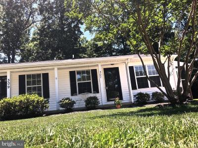 La Plata MD Townhouse For Sale: $214,999