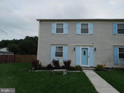 Upper Marlboro Townhouse For Sale: 3008 South Grove