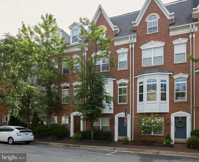 Cameron Station Townhouse For Sale: 204 Martin Lane