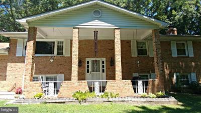 Mechanicsville Single Family Home For Sale: 26090 Budds Creek Road