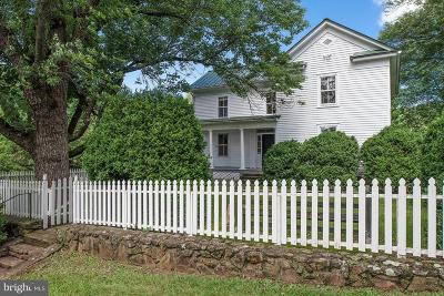 Madison County Single Family Home For Sale: 1593 Weaver Hollow Road