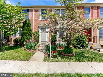 Prince William County Townhouse For Sale: 12740 Bombay Way