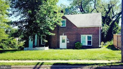 Falls Church Single Family Home For Sale: 7255 Lee Highway