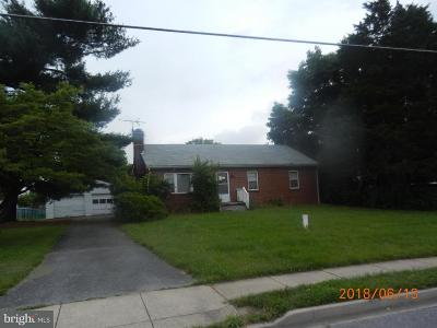 Frederick Single Family Home For Sale: 5720 Butterfly Lane