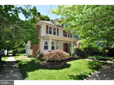 Mount Holly Single Family Home For Sale: 116 Ridgway Street