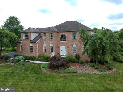 Robbinsville Single Family Home For Sale: 4 Truman Court