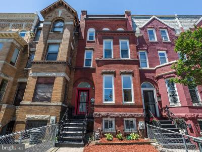 Washington Townhouse For Sale: 3014 13th Street NW