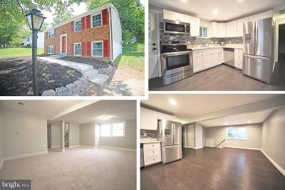 Woodbridge Single Family Home For Sale: 13815 Meadowbrook Road