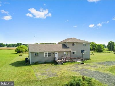 Lincoln Single Family Home For Sale: 9297 Crooked Road