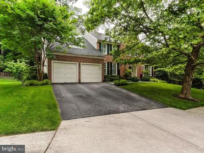 Lutherville Timonium MD Single Family Home For Sale: $860,000