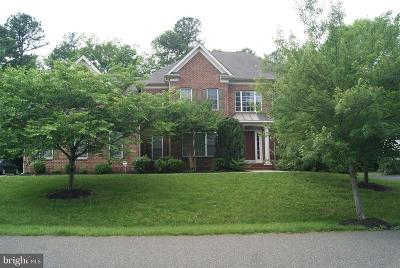 Upper Marlboro Single Family Home For Sale: 14305 Dormansville Boulevard