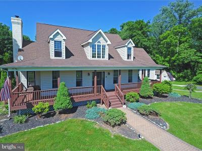 Bucks County Single Family Home For Sale: 660 Harrisburg School Road