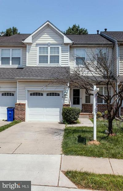 Howard County Townhouse For Sale: 8578 Light Moon Way