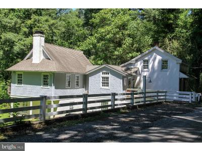 Chester Springs Single Family Home For Sale: 1224 Hilltop Road