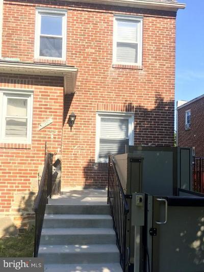 Baltimore Single Family Home Under Contract: 4630 Harcourt Road