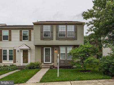 Howard County Townhouse For Sale: 9421 Royal Path Cove