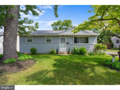 Lindenwold NJ Single Family Home For Sale: $89,900