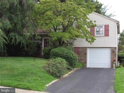 Conshohocken Single Family Home For Sale: 1205 Woodside Road