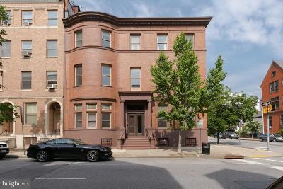 Mount Vernon Townhouse For Sale: 1128 Calvert Street