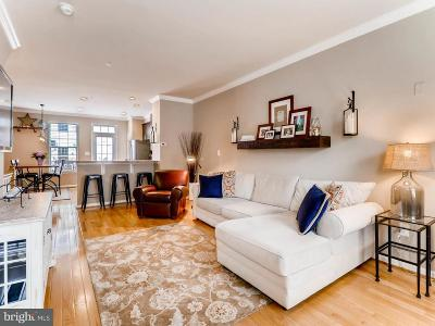 Baltimore Townhouse For Sale: 717 Macon Street S