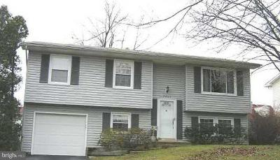 Severn Single Family Home For Sale: 7915 Tower Court Road