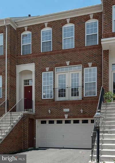 Aldie Townhouse For Sale: 25145 Cutgrass Terrace