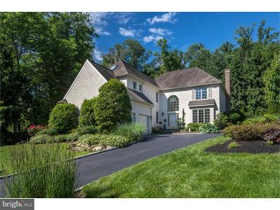 Villanova Single Family Home For Sale: 302 Gramont Lane