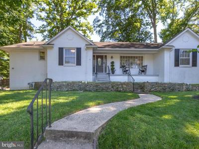 Fort Washington Single Family Home For Sale: 205 Emerald Hill Drive
