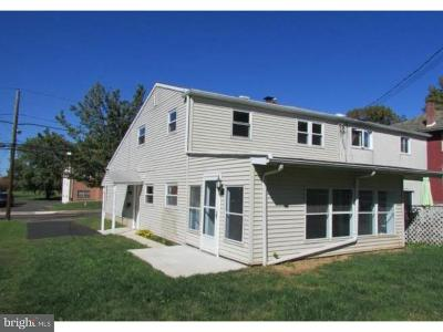 Lansdale Single Family Home For Sale: 443 Church Road