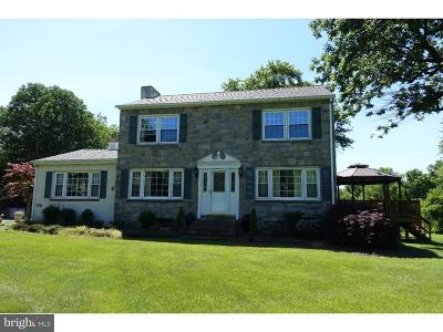 Glen Mills Single Family Home Under Contract: 370 Smithbridge Road
