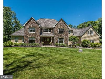 Newtown Single Family Home For Sale: 3 Colts Neck Drive