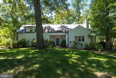 Falls Church Single Family Home For Sale: 3235 Valley Lane