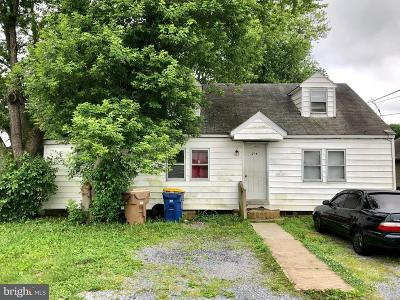Milford Single Family Home Under Contract: 208 N Rehoboth Boulevard